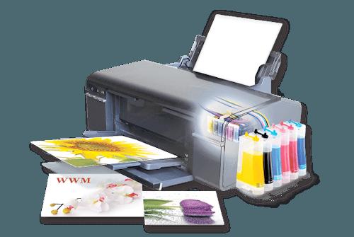 Настройка принтеров и факсов в Сургуте